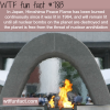 japans hiroshima peace flame wtf fun facts