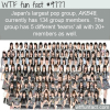 japans largest pop group akb48 currently has