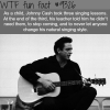 johnny cash wtf fun facts