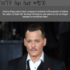 johnny depp wtf fun facts