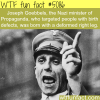 joseph goebbels wtf fun facts