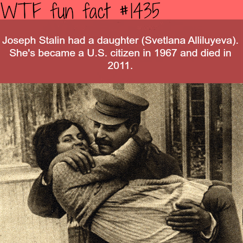 Joesph Stalindoughtier