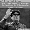 joseph stalin wtf fun facts