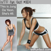 jung da yeon 46 year old korean woman
