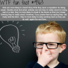 kids who are more likely to cheat wtf fun facts