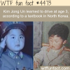 kim jong un facts