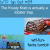 krusty kra and lobsters trap
