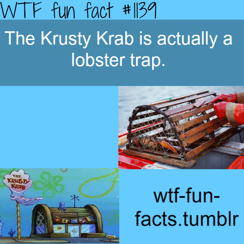 lobster trap - krusty krap