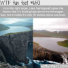 lake sørvágsvatn wtf fun facts
