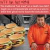 last meal wtf fun fact