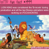 lion king facts