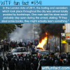 london riots wtf fun facts