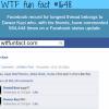longest facebook thread