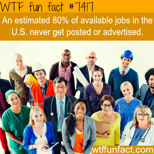 Looking for a job? - FACTS
