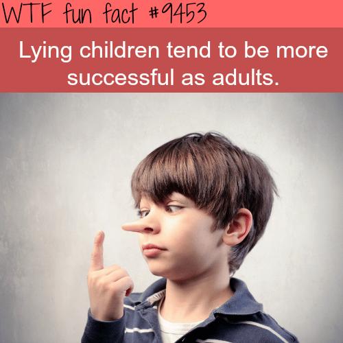 Lying Children - WTF fun fact
