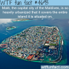 male the capital of the maldives wtf fun facts