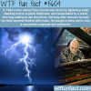 man gets hit by lightning and develops a musical