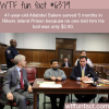 man serves 5 months in prison even though his bail