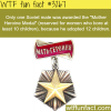 man wins mother heroine metal wtf fun facts