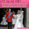 marrying a prince wtf fun facts