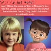 mary gibbs wtf fun facts