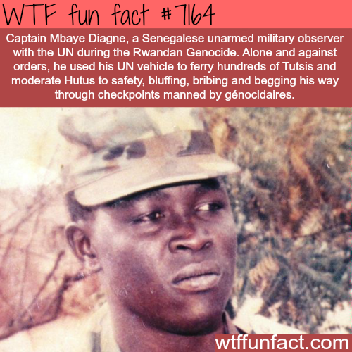 Mbaye Diagne - WTF Fun Fact