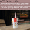 mcdonalds and coca cola contract wtf fun facts