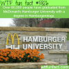 mcdonalds hamburger university wtf fun facts