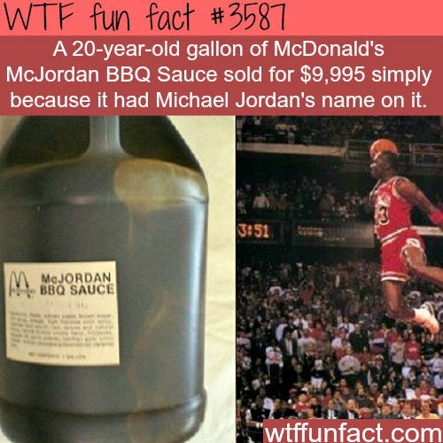 McDonalds McJordan