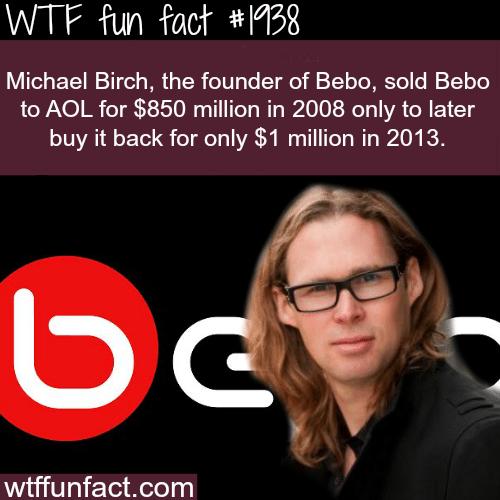 Michael Birch Networth -WTF fun facts