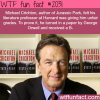 michael crichton facts