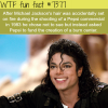 michael jachson facts wtf fun facts