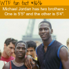 michael jordans brothers wtf fun facts