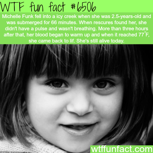 Michelle Funk - WTF fun facts