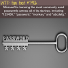 microsoft is banning the most used passwords wtf