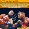 mike tyson and muhammad ali wtf fun facts