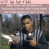 mike tyson wtf fun fact