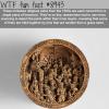 miniature religious relics wtf fun fact
