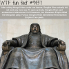mongolian empire wtf fun fact