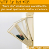 more sky window wtf fun facts