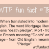 mortgage wtf fun facts
