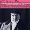 moses montefiore wtf fun fact