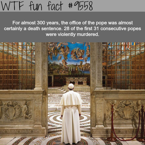 Most dangerous job in history? - WTF FUN FACTS