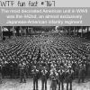 most decorated american unit wtf fun fact