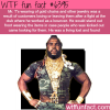 mr ts gold chains wtf fun facts