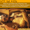 mummified body of ramses ll
