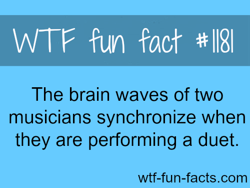 MUSIC and THE BRAIN FACTS