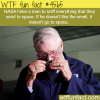 nasa has a chief sniffer wtf fun facts