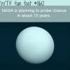 nasa planning to probe uranus wtf fun facts
