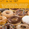 national donut day wtf fun facts